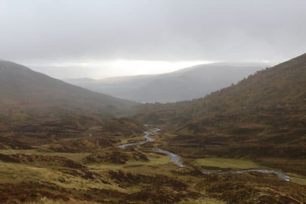 The Cairngorms Wilderness Skills Expedition